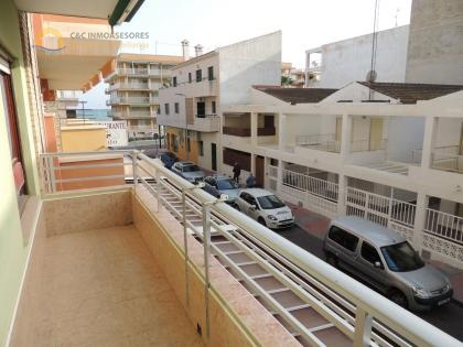 3 bedroom apartment near the beach