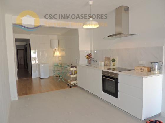 3 Bedroom appartment fully renovated
