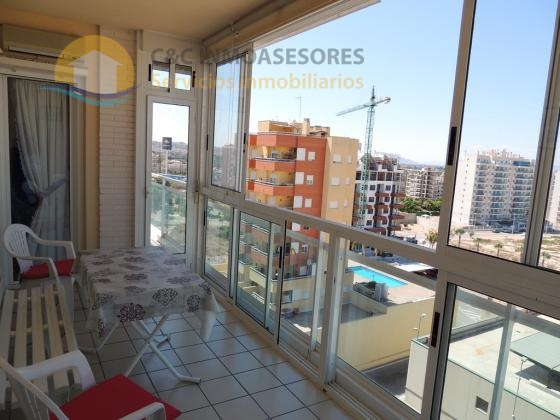 Apartment with 3 bedrooms and 2 bathrooms