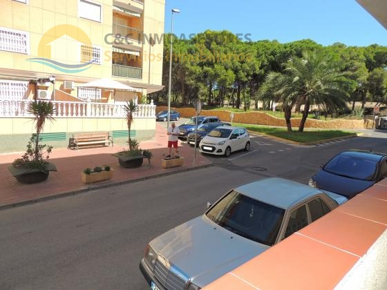 2 bedroom apartment with terrace facing east