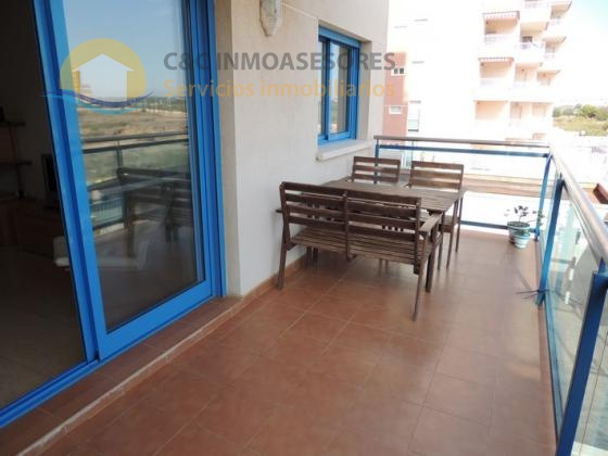 Apartment with 2 bedrooms and 1 bathroom with communal pool