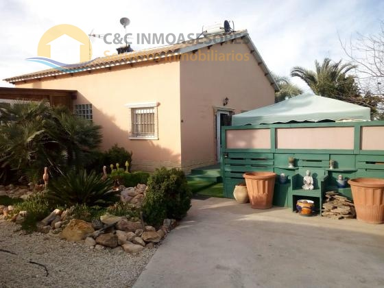 Beautiful well renovated finca in la Hoya - Elche