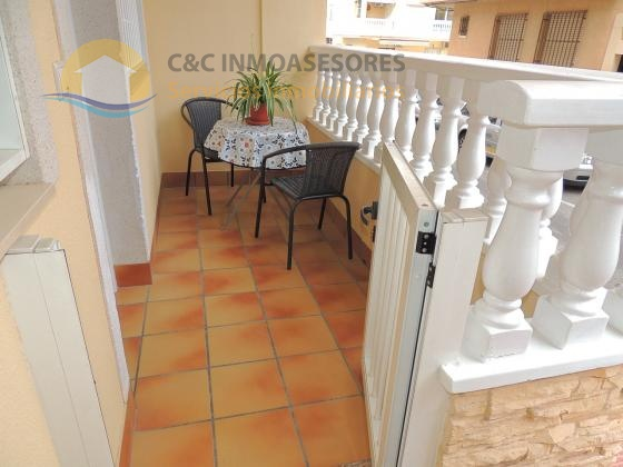 3 Bedroom groundfloor apartment in Guardamar del Segura