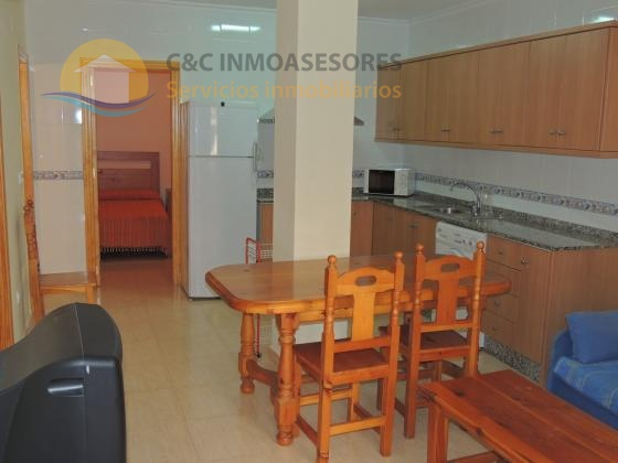 Ground floor apartment 300 meters from the sea