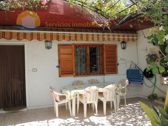 Terraced house 300 meters from the beach