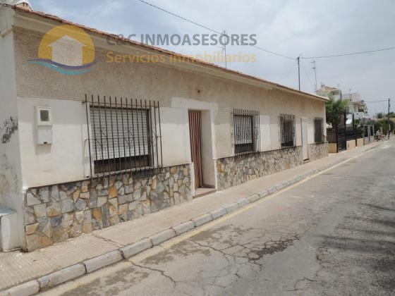 2 independent ground floor houses with land