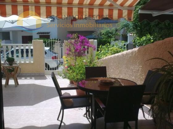 House with 3 terraces 50 meters from the beach
