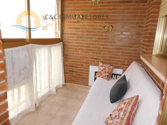 Apartment with parking 70 meters from the sea
