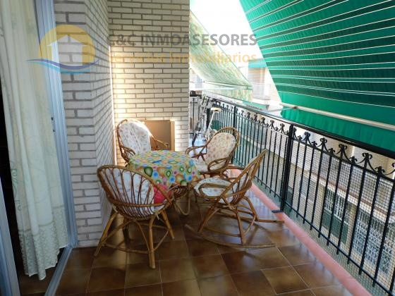 3 Bedroom apartment near the beach of Lo Pagan