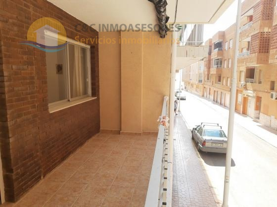 Apartment 50 meters from the sea with closed garage