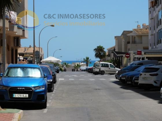 Nice apartment just 100 meters from the beach