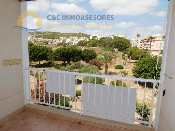 Flat 150 metres from the beach