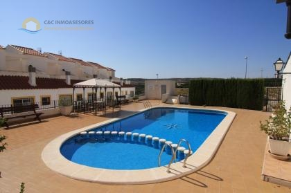 3 Floors house in Torremendo + pool