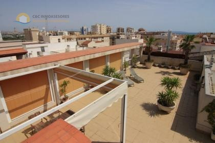 3 Bedroom penthouse in Guardamar