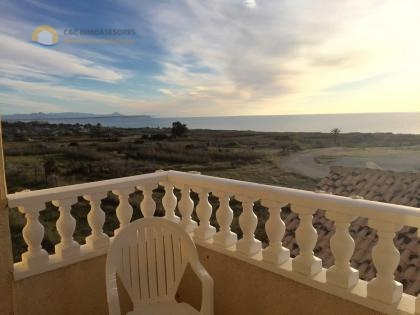3 Bedroom apartment with sea views